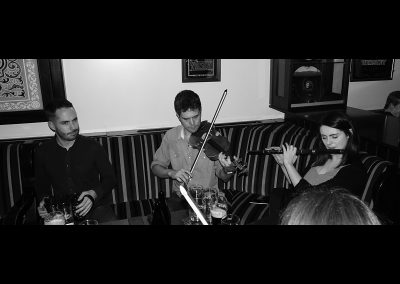Colm McGonigle + Nathan Gourley + Mairéad Hurley