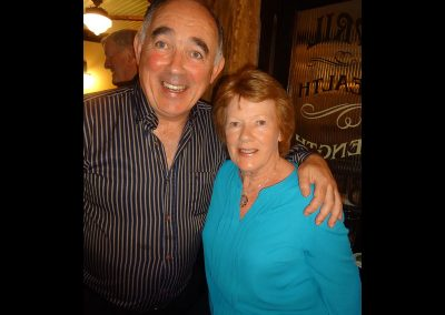 Gerry Hanly + Maura O'Leary